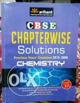 Chemistry {Class 12} CBSE Chapterwise Solutions
