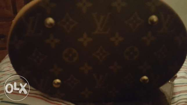 100% original louis vuitton pm bucket bag