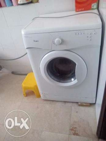 Wash machine Used. Only for 50 RO مسقط -  1