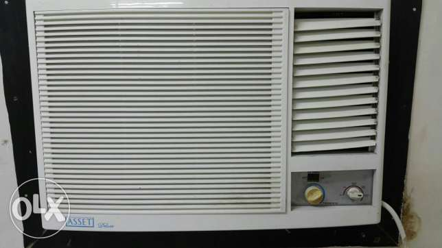 Asset AC 1.5 ton very good condition for immediate sale صحار -  3