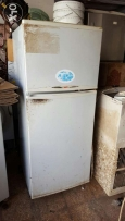 Sanyo frige in good working condition for sale in ghobra