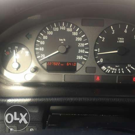 BMW 328 module 96 very clean caondition serious contact only مسقط -  4