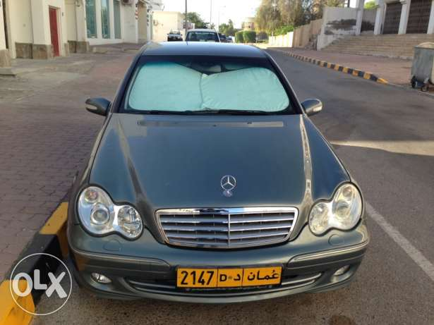 Mercedes-Benz C180 for sale. 3500OMR