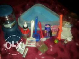 Cat Items For Sale اغراض للقطط