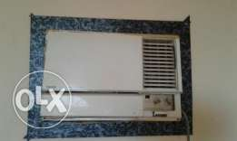 Sale for three window AC in good condition at low cost