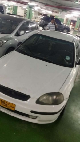 Honda civic 1997 For Sale مسقط -  6