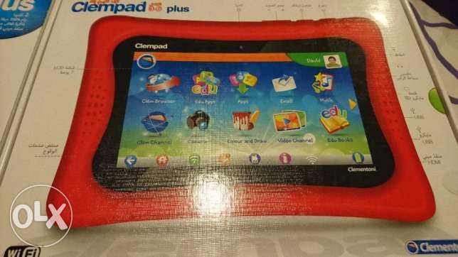 My first clempad plus 3 - 6 for educational tablet for Kids مسقط -  3