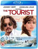 Original Blu Ray movie – The Tourist