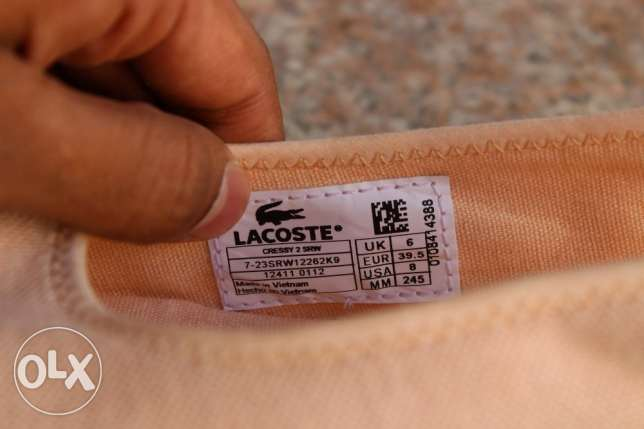Lacoste | New and Original | 40% off مسقط -  3