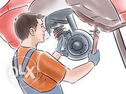 looking for auto mechanical technician has experience in gulf from ind
