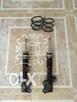 Coilovers للتيدا