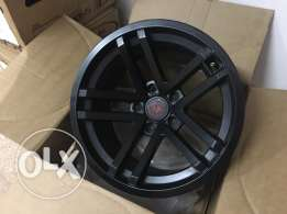 خمس رنجات Rugged Ridge Wheels