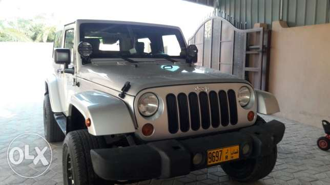 JEEP Wrangler 2007 for sale or exchange with JEEP Wrangler 4 doors
