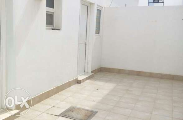 Executive single separate room, toilet and own kitchen behind villa.