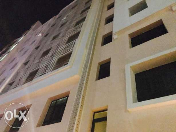 V.Al Ghala Brand New 1BHK Appartment For Rent Near Bank muscat