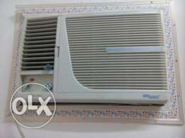 Window AC.for sale. Super General brand (used) Good condition.