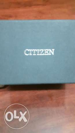BEGOTIABLE BOX Piece Brand New Unused CITIZEN watch for sale مسقط -  2