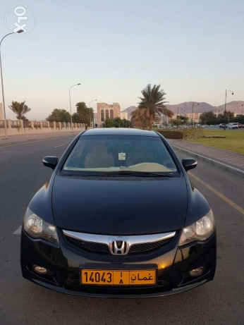 Civic 2009, first registration 2010 in very well condition مسقط -  8