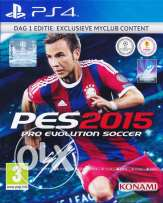0PES 2015 f0or PS4