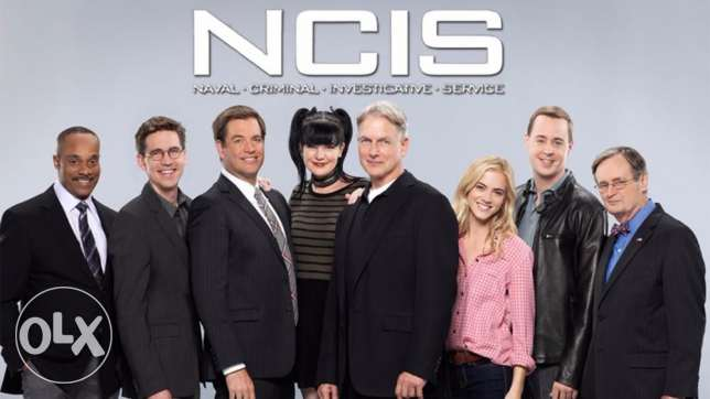 NCIS Series Season 1 to 8