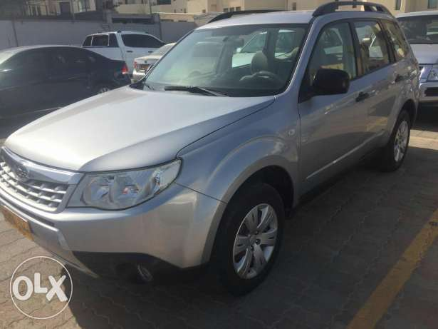 2012 forester 4x4.low mileage and OTE service.