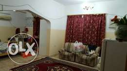 A room 4 rent fullyfurnished in ruwi