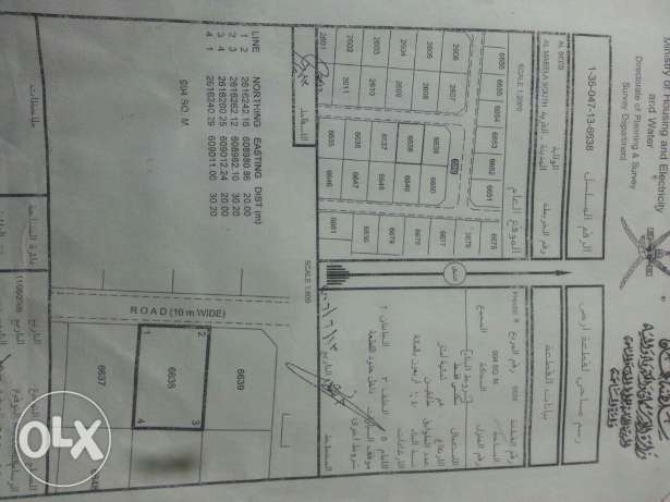 Land for Sale ارض اللبيع
