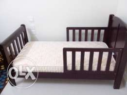 Toddler bed with mattres reasonably priced