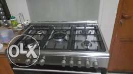 Simens Gas Cooker and oven
