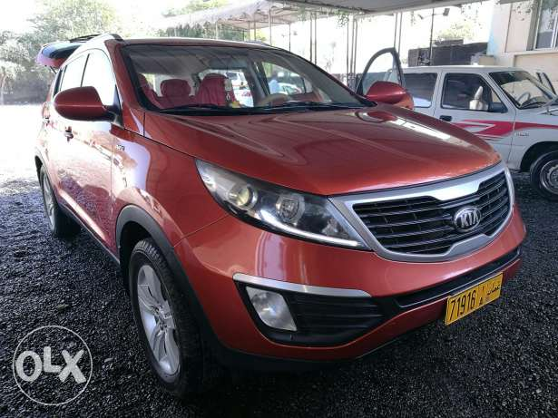 Kia sportage good car المصنعة -  5