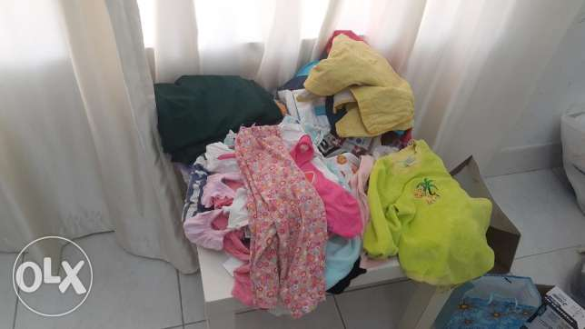 Girl clothes 0 to 12 months all branded