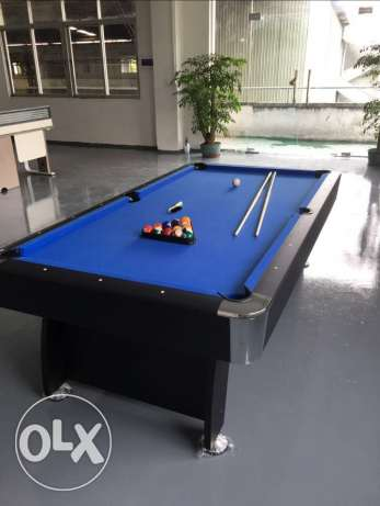 Billiard Table 9ft