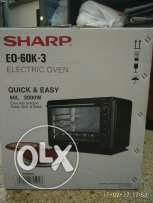 Sharp Electric Oven for sale as new