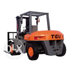 Forklift 4 Ton / 4.5 Mtr Height - ISUZU