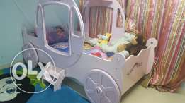 Princes bed In good condition 80 OR