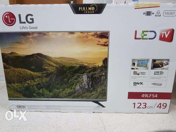 LG LED TV 49 inche(FULL HD)