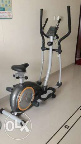 """Exercise machine """"T Gear"""" cross Trainer for sale"""