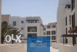 lovely & spacious 2 bedroom Apartment offers a pool & partly sea view