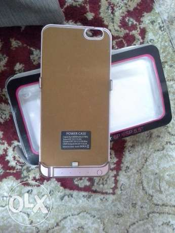 cover charger for iphone s6 plus