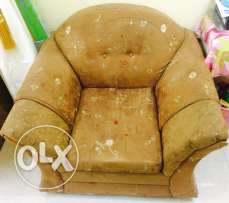 Sofa 5 seater and Dining Table(Sofa for free)