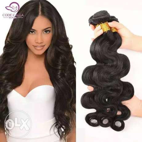 Original human hair extensions. مسقط -  4