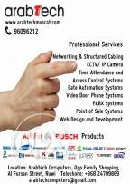 Networking and CCTV