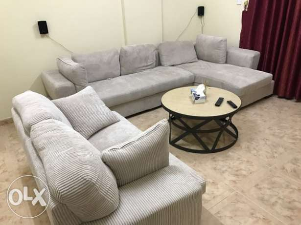 Furniture For Sale- Sofa Set, Dinning Table & Bed Set!!