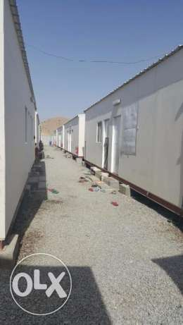 big Labour Camp for Rent in Misfah