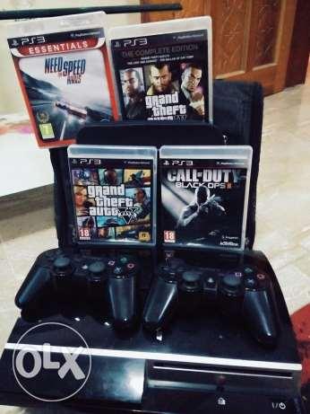 Ps3 for sale urgent only Reply in oLx for u guyz 90 Riyals But Reply