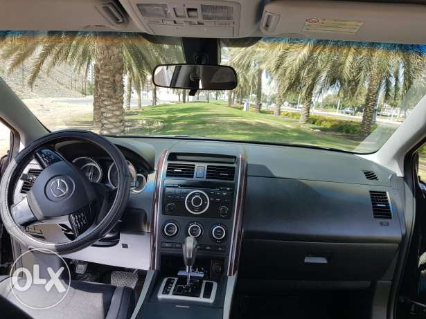 2009 mazda cx9 full auto #one option مسقط -  4