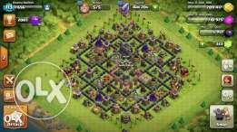clash of clan id for sale