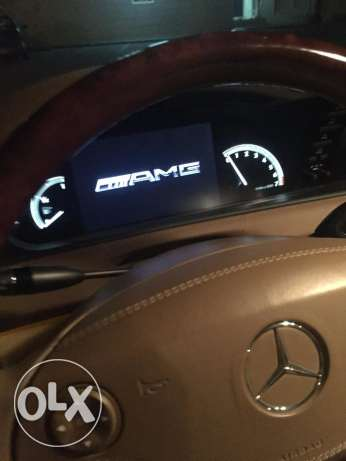 Mercedes CL55 AMG 2008 excellent condition top range مسقط -  5