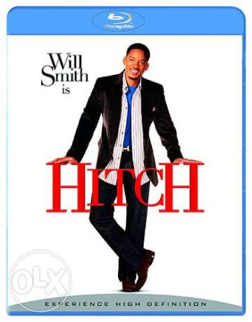 Blu ray movie - Hitch *Price Reduced*