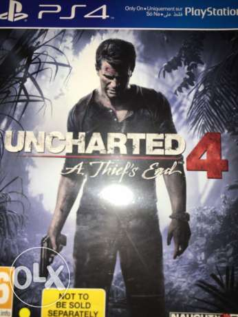 uncharted 4 السيب -  1